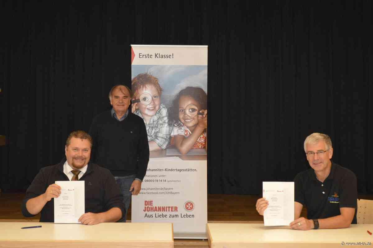 Betreuung: Neue Kindereinrichtung: Johanniter unterzeichnen Vertrag mit der Marktgemeinde Ottobeuren - Ottobeuren - all-in.de - Das Allgäu Online!