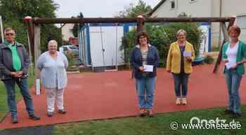 Kleiderkammer hat Spendierhosen an und die drei Kindergärten im Bereich Vilseck profitieren - Onetz.de