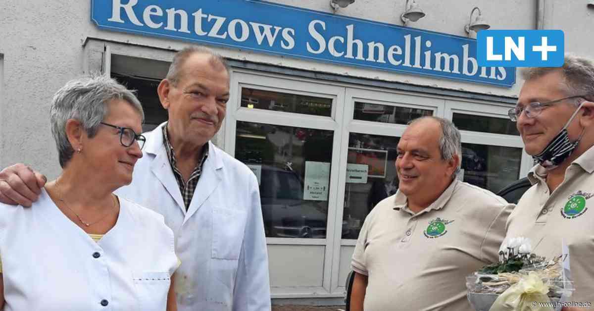 Wahlstedt: Letzter Tag bei Rentzows Schnellimbiss - Lübecker Nachrichten