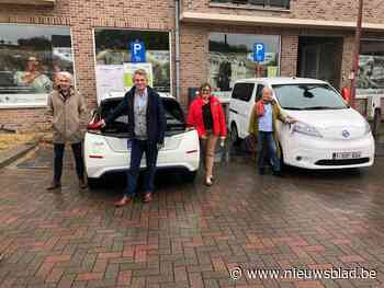 Huldenberg deelt vanaf nu auto's