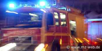 E-Klasse-Mercedes brennt am Mahrholzberg Ilsenburg: Polizei ermittelt wegen Brandstiftung - Mitteldeutsche Zeitung