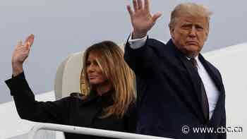 U.S. President Donald Trump, Melania Trump test positive for coronavirus