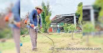Implementan 'Limpiemos nuestra escuela' en Emiliano Zapata - Diario de Morelos
