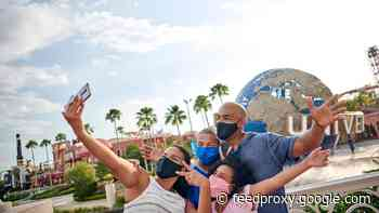 Universal Orlando's latest promotion: three free days