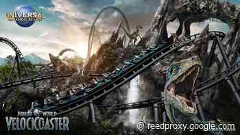 Florida's fastest, tallest roller coaster coming to Universal Orlando