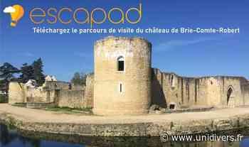 Découvrez l'application de visite du château de Brie-Comte-Robert samedi 19 septembre 2020 - Unidivers
