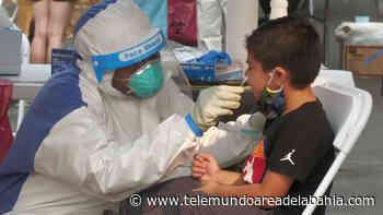 San Francisco ofrece pruebas de coronavirus gratis para niños hispanos - Telemundo Area de la Bahia