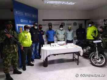 Cayeron en Dagua 'Los Borrero', banda que estaría dedicada al tráfico de droga - 90 Minutos