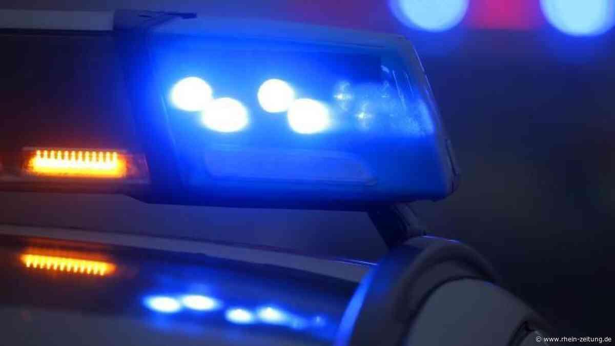 Vallendar: Verkehrsunfall mit verletzten Personen - Koblenz & Region - Rhein-Zeitung