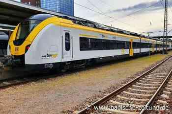 Wieder fällt ein Zug der Breisgau-S-Bahn am Kaiserstuhl aus - Gottenheim - Badische Zeitung