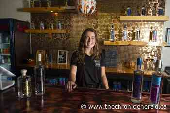 VIDEO: Student-run Hubbards distillery selling out while her Atlantic competitors shift production - TheChronicleHerald.ca