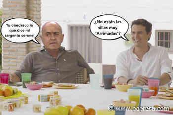 Jorge Javier Vázquez mete en la misma pandi a Kiko Matamoros y Albert Rivera porque han hecho match en su... - Poprosa