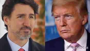 Canadian politicians send get well messages to Trump after he tests positive for coronavirus
