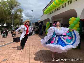En Tocancipá hicieron tradicional Festival de la Colombianidad con cero pesos de inversión - RCN Radio