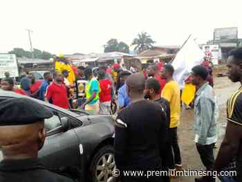 Commuters stranded as youth block Okpella-Okene-Abuja highway - Premium Times