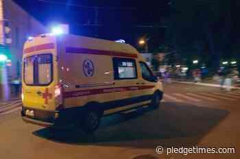 A car hit four schoolgirls in Vorkuta - Pledge Times