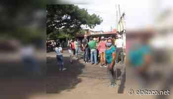 Agua, luz y gas piden habitantes de Puerto Píritu en Anzoátegui - El Pitazo