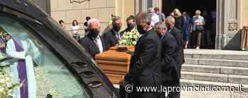 Alzate, tanti al funerale di Fabio Rodelli - La Provincia di Como