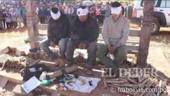 Liberan a rehenes tras negociar con alcalde de San Ignacio de Velasco - Radio FmBolivia