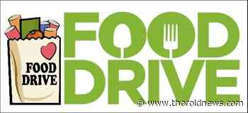 Contactless fall food drive kicks off Saturday in Thorold - ThoroldNews.com