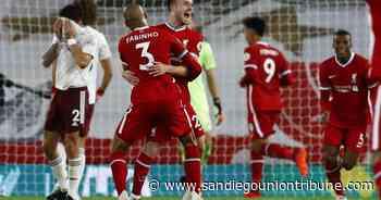 Liverpool despacha a Arsenal y mete miedo en la Premier - San Diego Union-Tribune en Español