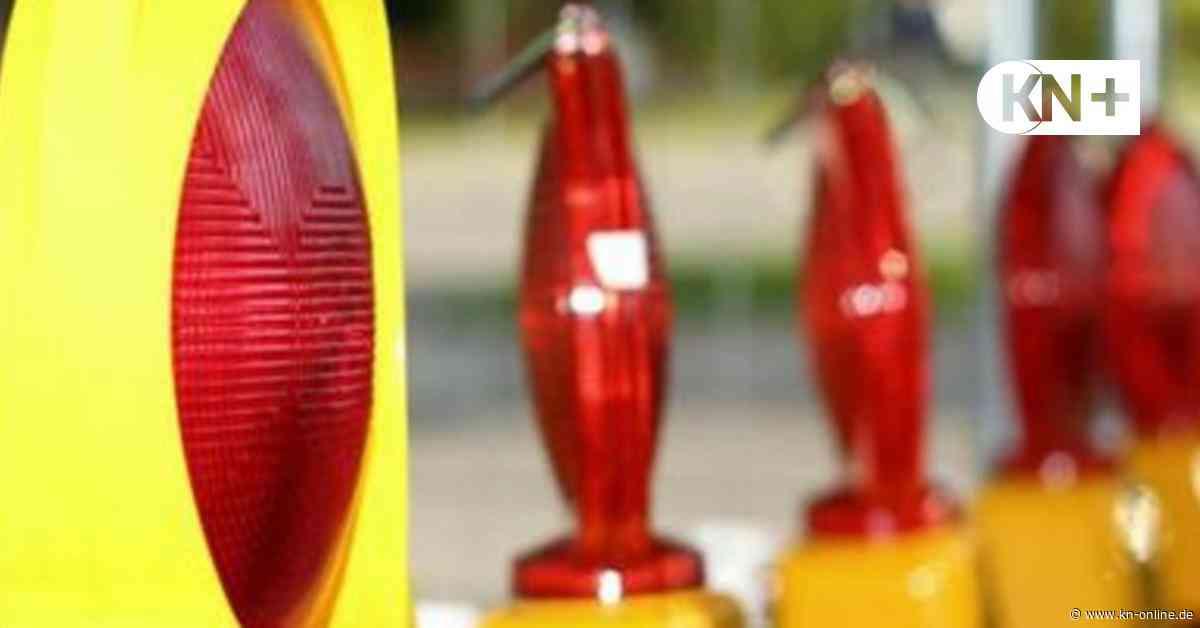 Landesbetrieb für Straßenbau bessert Schäden auf A 215 bei Bordesholm aus - Kieler Nachrichten