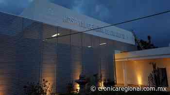 Francisco Domínguez entregó Hospital General en Cadereyta de Montes - Crónica Regional