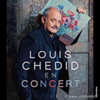 Louis Chedid Centre Culturel L'Orangerie jeudi 1 octobre 2020 - Unidivers