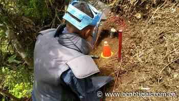 Ejército destruyó en Nóvita (Chocó) laboratorio de droga que le dejaba más de $200 millones mensuales al Eln - BC Noticias