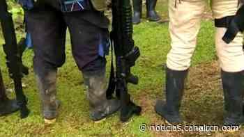 Aumenta tensión en Nóvita, Chocó, por delicada situación de orden público - Noticias RCN