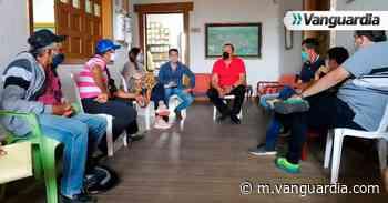 Prometen ayudas en Curití a los afectados por granizada - Vanguardia