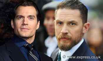 James Bond: Henry Cavill TROUNCED by Tom Hardy to replace Daniel Craig - Express
