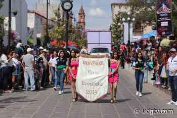 El Gobierno Municipal de Teocaltiche cancela la fiesta Patronal de la Virgen de los Dolores. - UDG TV