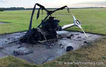 AAIB report: Guimbal Cabri G2 fire due to electrical short circuit - Vertical Mag - Vertical Magazine