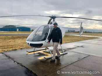 Precision Aviation Training to deliver Cabri G2 to Sweet Aviation - Vertical Mag - Vertical Magazine