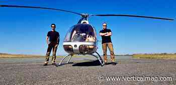 Two pilots to fly around the globe in Cabri G2 - Vertical Mag - Vertical Magazine