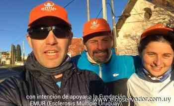Subirán el Cerro San Antonio 24 veces en 24 horas en campaña por la esclerosis múltiple - El Observador