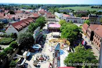 Landkreis Börde Oschersleben schafft neuen Platz für Feste - Volksstimme