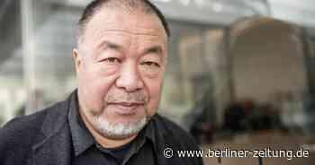 """Verhinderte Kunstaktion in Berlin : Ai Weiwei: """"Deutschland ist die 33. Provinz Chinas"""" - Berliner Zeitung"""