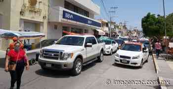 Piden en Jalpa que se abra la Plaza Aréchiga - Imagen Zacatecas - Imagen de Zacatecas, el periódico de los zacatecanos