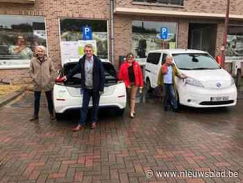 Huldenberg deelt vanaf nu auto's (Huldenberg) - Het Nieuwsblad
