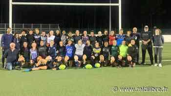 Le grand retour du rugby féminin au RC Jacou - Midi Libre