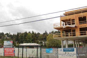 Cordova Bay draft plan ready for Saanich resident input - Victoria News