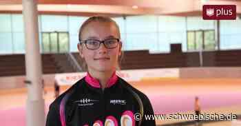 Nachwuchstalent: Schülerin aus Rietheim-Weilheim holt drei Mal Gold im Speedskaten - Schwäbische