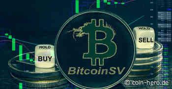 Das Bitcoin SV-Netzwerk sieht einen Aufschwung im Vorfeld der BSV-Konferenz - Coin-Hero