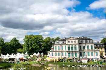 Gartenfest lockt nach Calden - Westfalen-Blatt