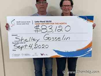 New Liskeard woman wins Sudbury hospital draw - The Kingston Whig-Standard