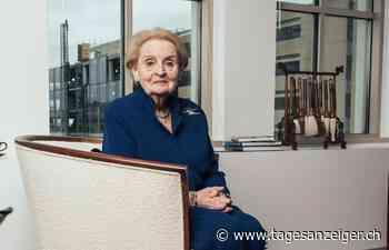 Interview mit Madeleine Albright – «Ich würde Putin anrufen und ihn konfrontieren» - Tages-Anzeiger