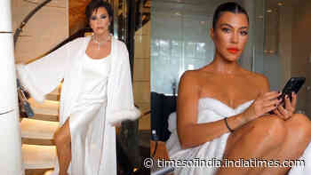 Kim Kardashian's mom Kris Jenner and sister Kourtney Kardashian face lawsuit after ex-bodyguard accuses duo of sexual harassment