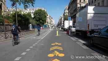 Bourg-la-Reine ouvre la voie à un nouveau revêtement routier économique - Les Échos